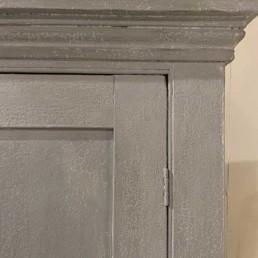 Antique English Kitchen Cupboard
