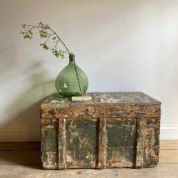 Antique Trunk 18th Century | Leander