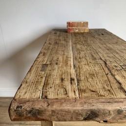 Original Antique Elm Console table | Lennox