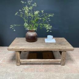 Antique Elm Coffee Table | Maddison