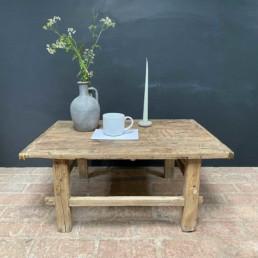 Elm Antique Coffee Table | Madoc