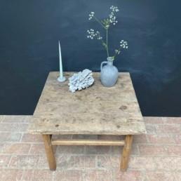 Square Elm Coffee Table | Maia