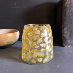 Hurricane Lantern Vase | Flora