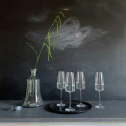 Champagne-Flute-Lille-Crystalline-Glass