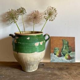 Antique French Confit pot | Hodge