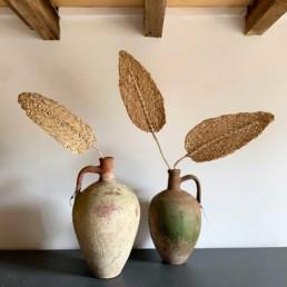 Hand-woven-decorative-banana-leaf-
