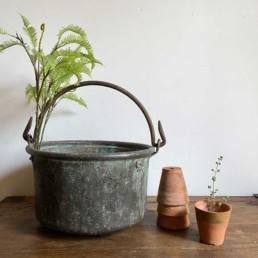 Vintage Copper Pot | Milton