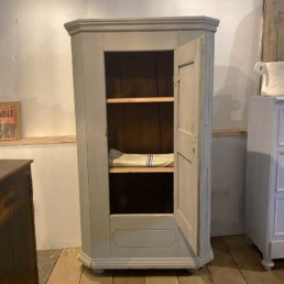 provincial distressed French armoire