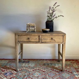 Console With Drawers Elm | Henrietta