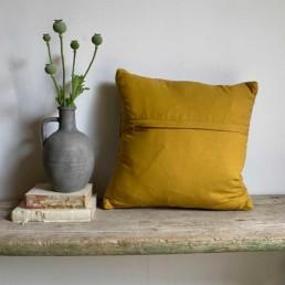 Modern Kilim Wool Cushion | Layla