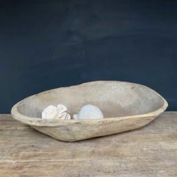 Antique Dough Bowl Massimo