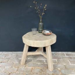 Timber slab coffee table | Milford