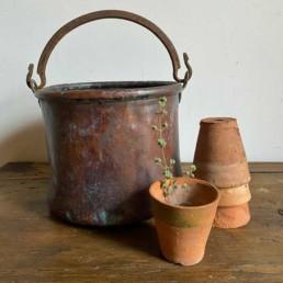 Vintage Copper Pot | Millie