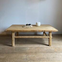 Large Rustic Coffee Table | Newton