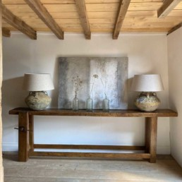 Large Walnut Antique workbench | Hercules