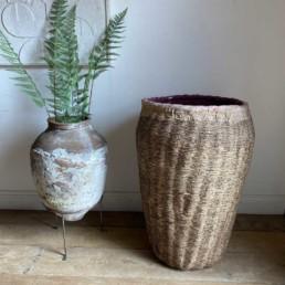 Extra Large Antique Basket | Miles
