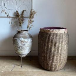Extra Large Antique Basket | Murray