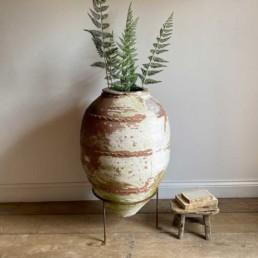 Extra Large Antique Urn Roberto