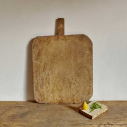 Antique Rustic Breadboard Large | Celia