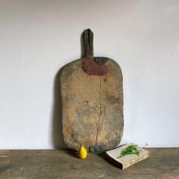Antique Rustic Breadboard Medium   Enya