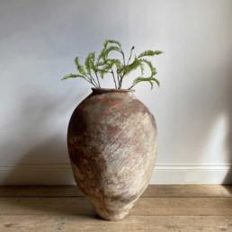 Antique Terracotta Urn Large   Pelham