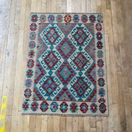 Handwoven Kilim Rug | Sondra 110 x 85cm