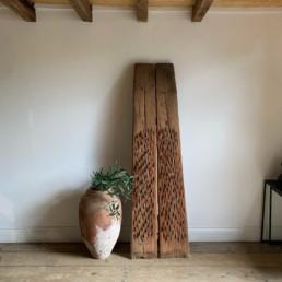 Antique Grain Thresher Small | Arletta