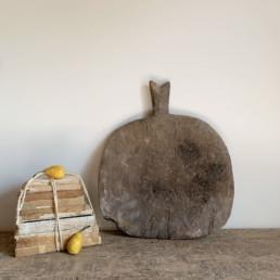 Antique Rustic Breadboard | Astra