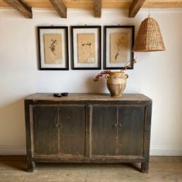 Antique Rustic Cabinet | Freddie