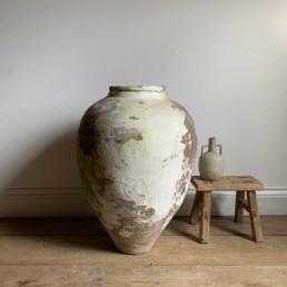 Antique Mediterranean Urn | Agatha