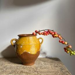 Antique French Confit Pot | Fayette