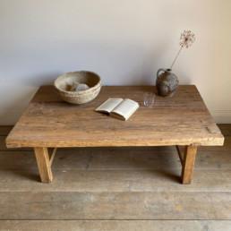 Salvaged Timber Coffee Table | James