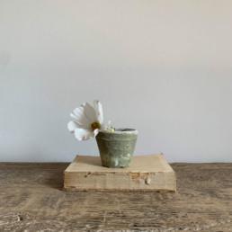 Neutral Stone Tiny Plant Pot