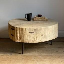 Tree Trunk Coffee Table | Victoria