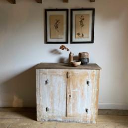 Rustic Workshop Cupboard | Etienne