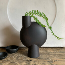 SPHERE ABSTRACT VASE LARGE
