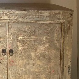 Antique Elm Sideboard | Manon